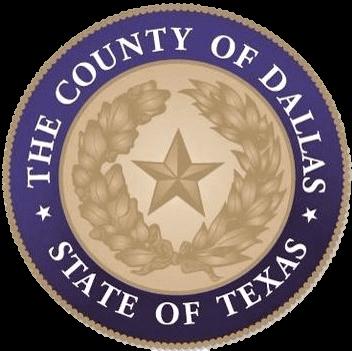 Dallas County seal