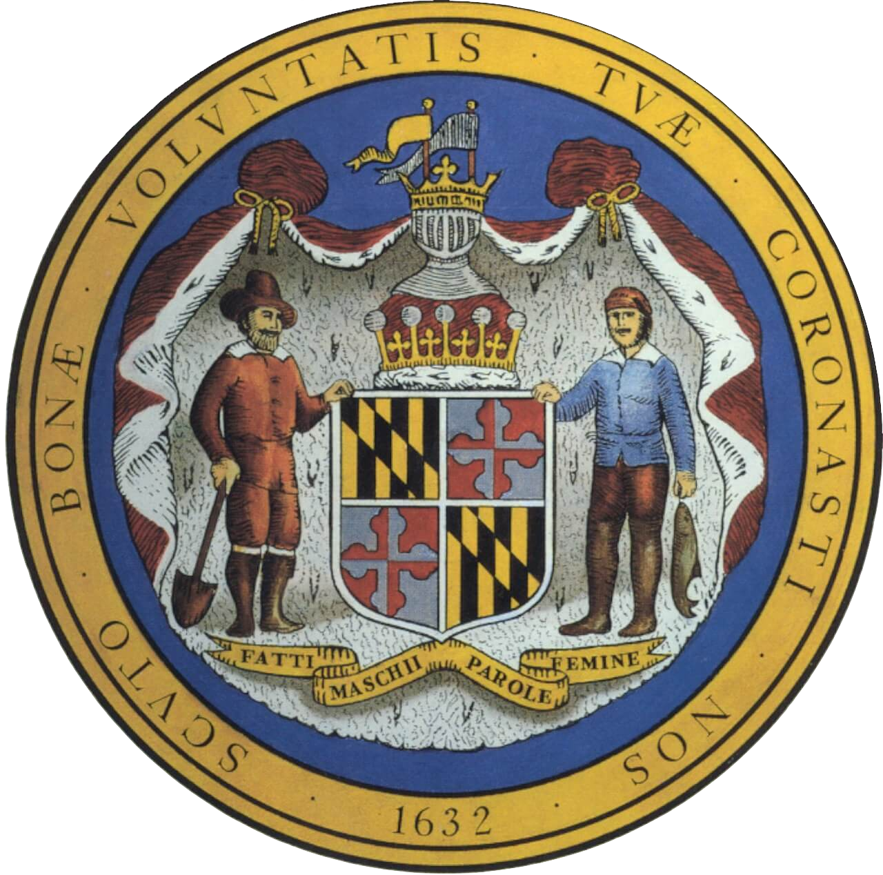 Maryland state seal