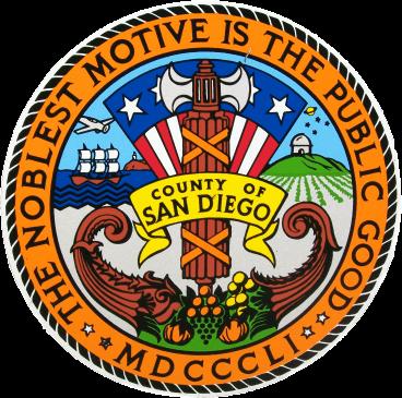San Diego County seal
