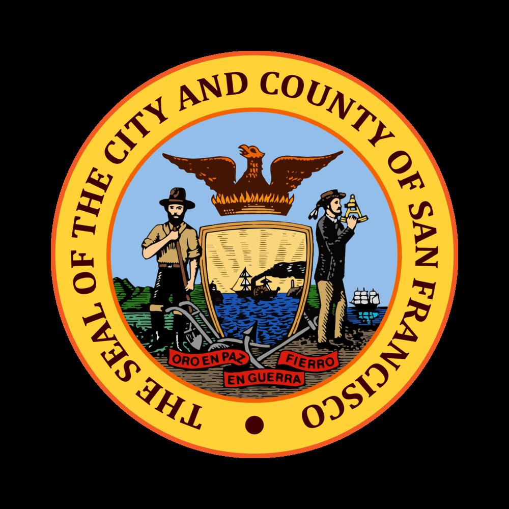 San Francisco County seal