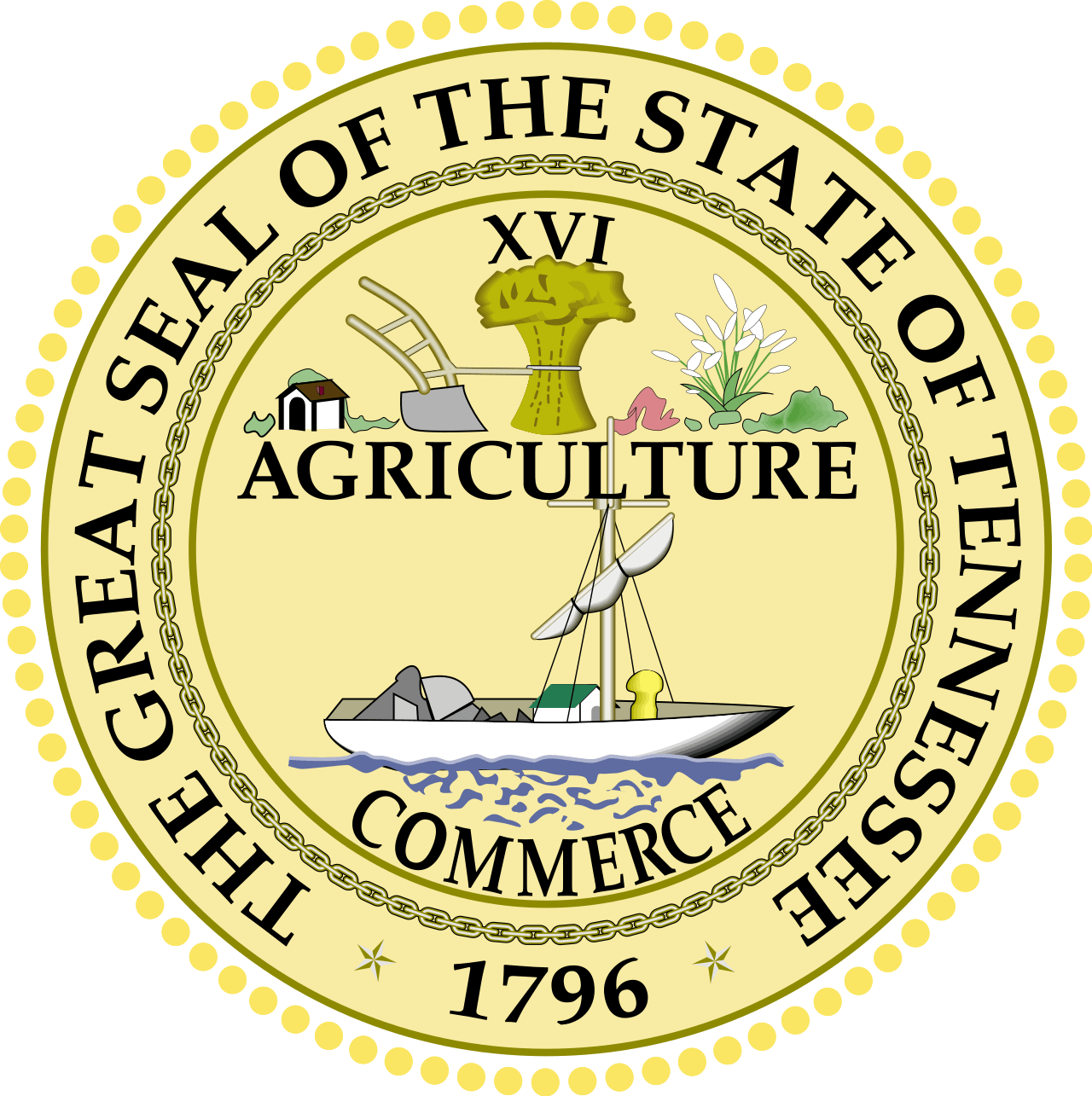 Tennessee state seal