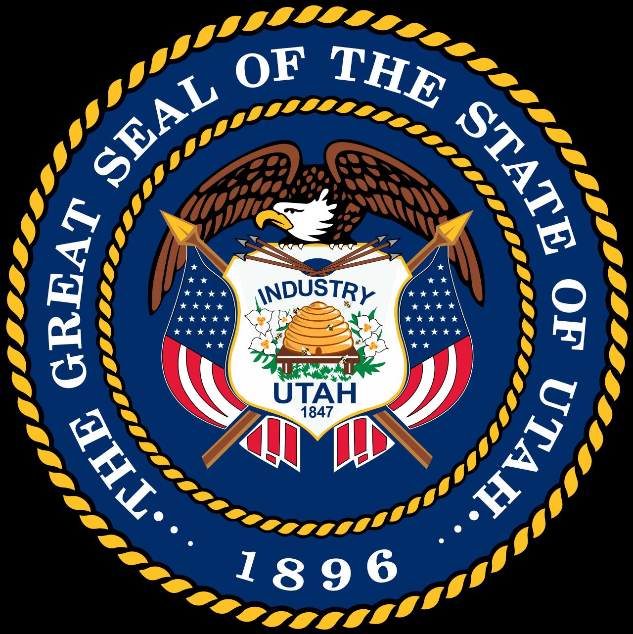 Utah state seal